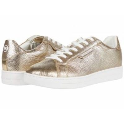MICHAEL Michael Kors マイケルコース レディース 女性用 シューズ 靴 スニーカー 運動靴 Keating Lace-Up Pale Gold【送料無料】