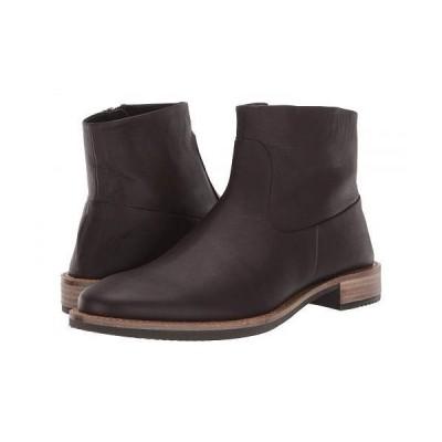 ECCO エコー レディース 女性用 シューズ 靴 ブーツ アンクルブーツ ショート Sartorelle 25 Ankle Boot - Coffee
