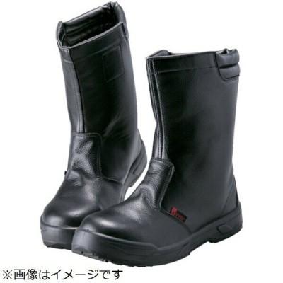 ノサックス 耐滑ウレタン2層底 静電作業靴 半長靴 24.5cm KC-0088-245 NOSACKS