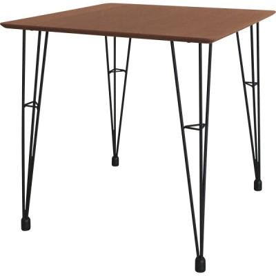 ダイニングテーブル (Nクーボ70 MBR) ニトリ 『玄関先迄納品』 『5年保証』