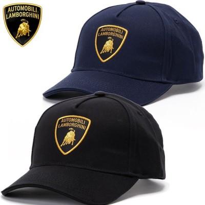 (ランボルギーニ/Lamborghini)ランボルギーニ シールド キャップ 帽子