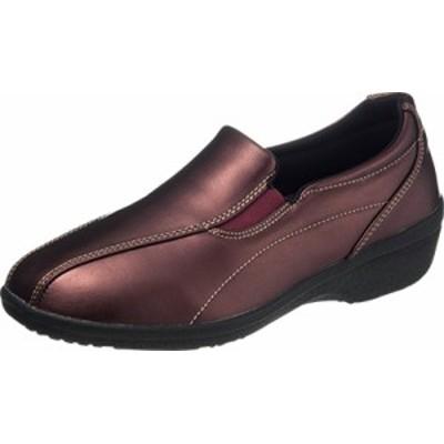 asahi shoes(アサヒシューズ) スニーカー アサヒ L520 C265【ワイン】 レディース KF71181