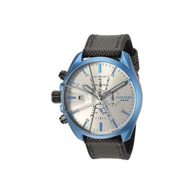 ディーゼル MS9 Chrono - DZ4506 メンズ 腕時計 時計 ファッションウォッチ Black/Gray