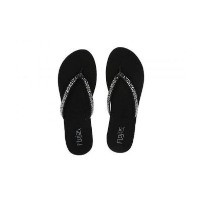 Flojos フロホース レディース 女性用 シューズ 靴 サンダル Spark - Black