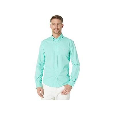 ポロ・ラルフローレン Garment Dyed Chino Shirt メンズ シャツ トップス Soft Jade