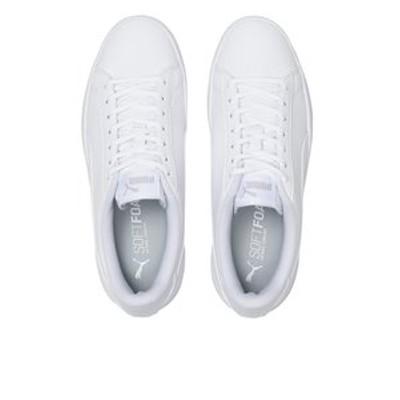 373814 PUMA SMASH V2 BG *01WHITE/WHITE 601513-0001