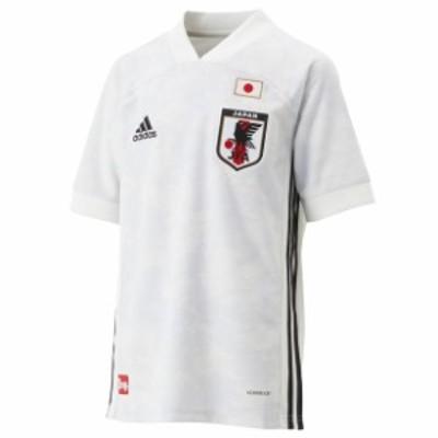 ジュニア KIDS サッカー日本代表 2020 アウェイ レプリカ ユニフォーム 半袖 【adidas|アディダス】サッカー日本