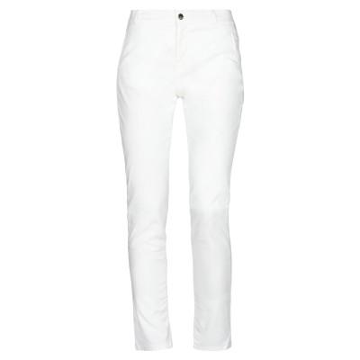 KAOS JEANS パンツ ホワイト 27 指定外繊維(テンセル)® 56% / コットン 42% / ポリウレタン 2% パンツ