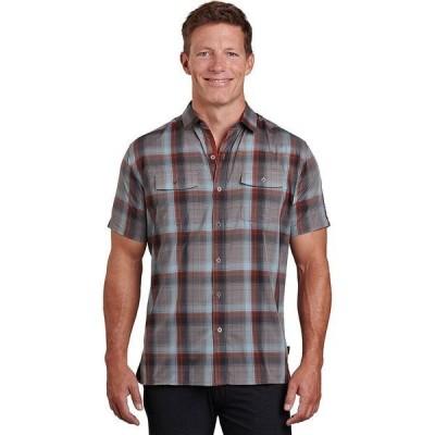 キュール メンズ シャツ トップス Response Shirt