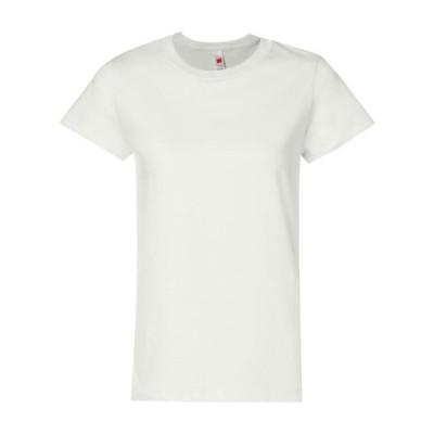 レディース 衣類 トップス Hanes - ComfortSoft(R) Tagless(R) Women's Short Sleeve T-Shirt - IWPF Tシャツ