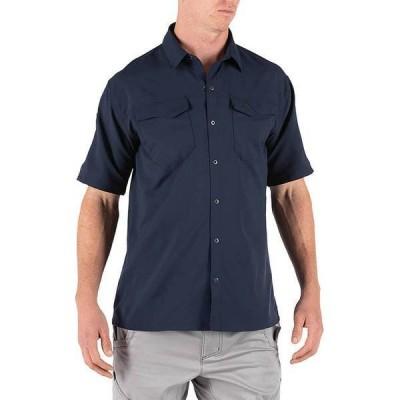 5.11 タクティカル メンズ シャツ トップス 5.11 Tactical Men's Freedom Flex Short Sleeve Shirt