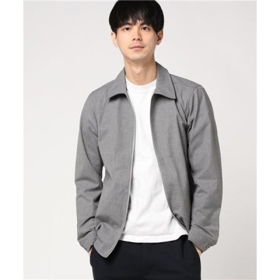 ジャケット ブルゾン 【SG】ZIPシャツブルゾン