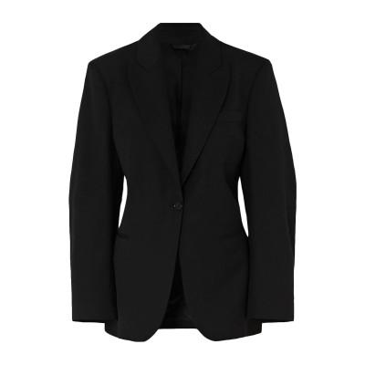 アクネ ストゥディオズ ACNE STUDIOS テーラードジャケット ブラック 34 ポリエステル 55% / ウール 45% テーラードジャケット