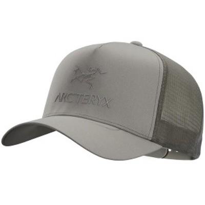 アークテリクス メンズ 帽子 アクセサリー Arc'teryx Logo Trucker Hat Alchemy