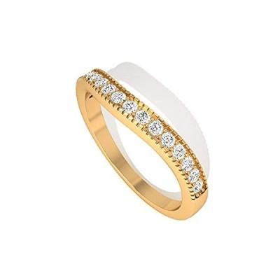 0.25 CT Pave IGI Certified Diamond Women Anniversary Ring, Antique Bridal W