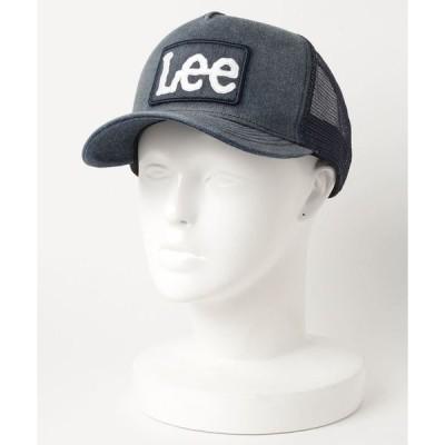 帽子 キャップ 【Lee】LE M-TYPE CAP WAPPEN / 【リー】エムタイプ キャップ ワッペン