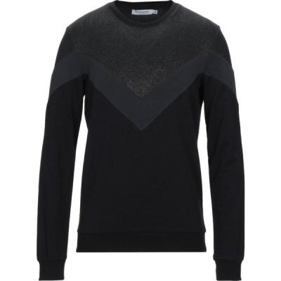 ボロンガロトレバー BOLONGARO TREVOR メンズ スウェット・トレーナー トップス sweatshirt Black