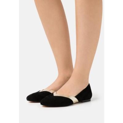 アンナフィールド レディース 靴 シューズ LEATHER - Ballet pumps - black