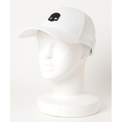 S STORE / 《HYDROGEN/ハイドロゲン》スカルキャップ/SKULL CAP MEN 帽子 > キャップ