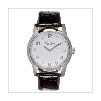 Kenneth Cole New York Leather - Black Men's watch #KC5170並行輸入品