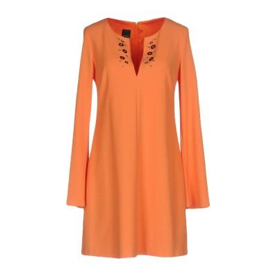ピンコ PINKO ミニワンピース&ドレス オレンジ 38 59% トリアセテート 41% ポリエステル ミニワンピース&ドレス