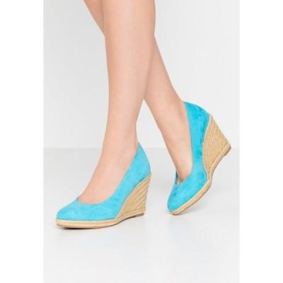 タマリス サンダル レディース シューズ High heels - pool