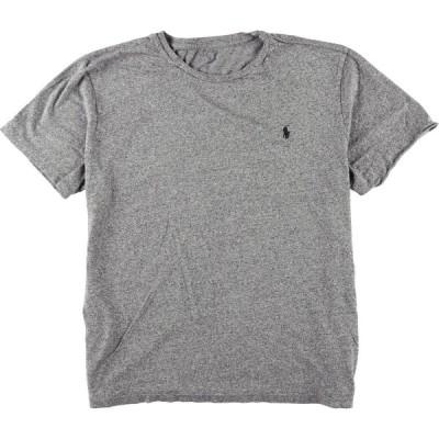 Ralph Lauren ワンポイントロゴTシャツ メンズL /eaa057317