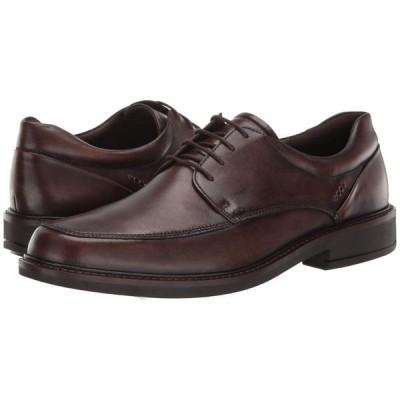 エコー ECCO メンズ 革靴・ビジネスシューズ シューズ・靴 Holton Apron Toe Tie Cocoa Brown