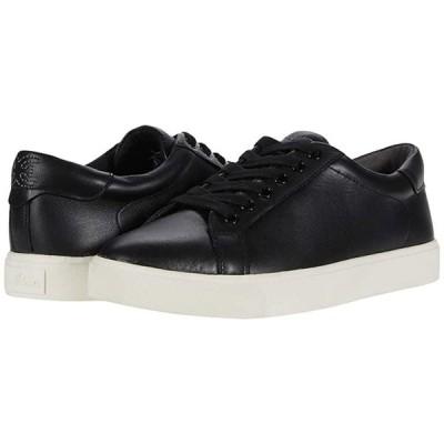サム エデルマン Ethyl レディース スニーカー シューズ 靴 Black Dali Nappa Leather