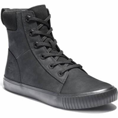 ティンバーランド TIMBERLAND レディース ブーツ シューズ・靴 Skyla Bay Bootie Black Nubuck Leather
