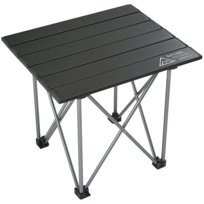 デイトナ 15230 コンパクト アウトドアテーブル ブラック
