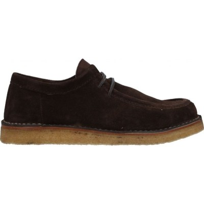 LEREWS メンズ ブーツ シューズ・靴 boots Dark brown