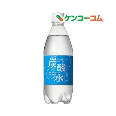 国産 天然水仕込みの炭酸水 ナチュラル ( 500ml*24本入 )