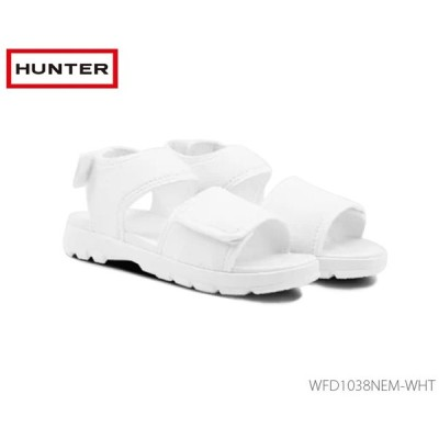 ハンター HUNTER レディース オリジナル アウトドア ウォーキング サンダル ホワイト W ORG OUTDOOR SANDAL: WHT  国内正規品 WFD1038NEM-WHT