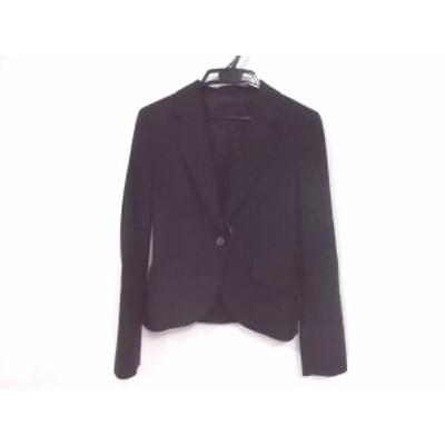 アンタイトル UNTITLED ジャケット サイズ2 M レディース ダークグレー【中古】