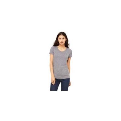 レディース 衣類 トップス Bella + Canvas Women's Triblend Short Sleeve Tee B8413 Tシャツ