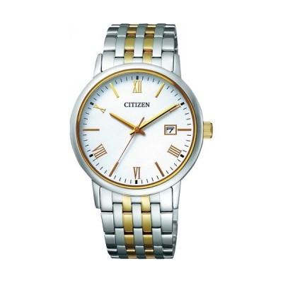 内祝い 内祝 お返し 送料無料 ソーラー メンズ腕時計 シチズン メンズ 腕時計 ホワイト BM6774-51C (2)