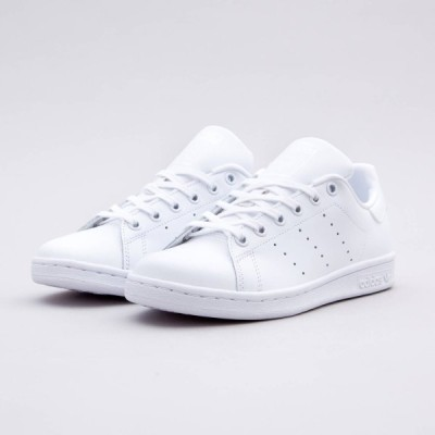 2019年春夏新作♪ adidas【アディダス】 Stan Smith J レディース スタンスミス J 【S76330】 ホワイト