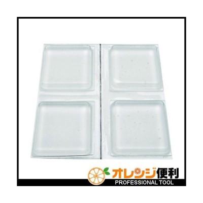 和気産業 WAKI ソフトクッション 12.7角X3.1mm 10個入り CN-014 【819-0138】
