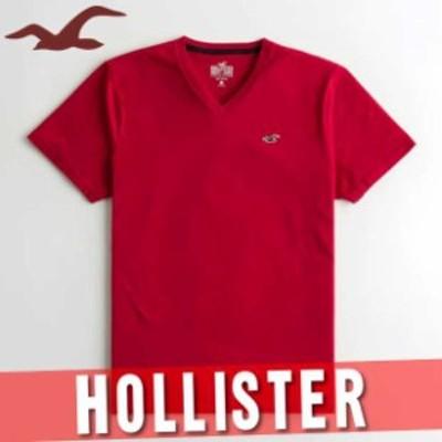 ホリスター アバクロ Tシャツ 半袖 メンズ クルーネック ロゴ トップス カットソー XS~XXL 新作