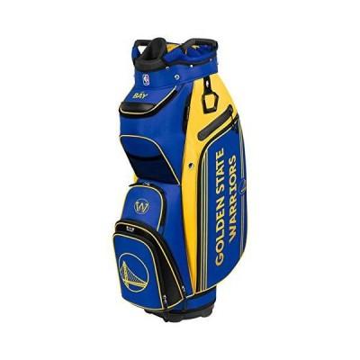Golden State Warriors Bucket III Cooler Cart Golf Bag【並行輸入品】