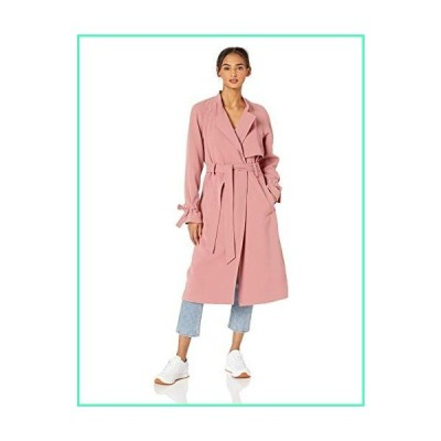 Rachel Roy Women's Trench Coat, Rose, L並行輸入品