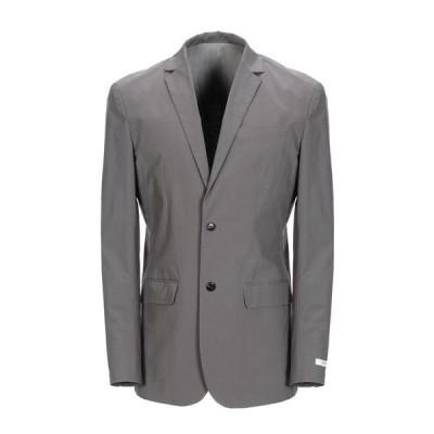 JACK & JONES PREMIUM テーラードジャケット ファッション  メンズファッション  ジャケット  テーラード、ブレザー グレー