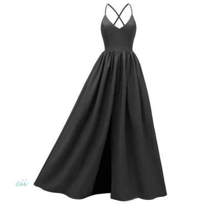 ドレス ワンピース 結婚式 パーティー 40代 服 レース ひざ丈 大きいサイズ 20代 30代 ドレス チュール 刺繍 体型カバー