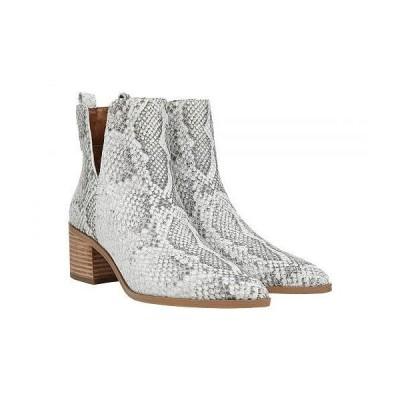 Franco Sarto フランコサルト レディース 女性用 シューズ 靴 ブーツ アンクル ショートブーツ Darona - Natural