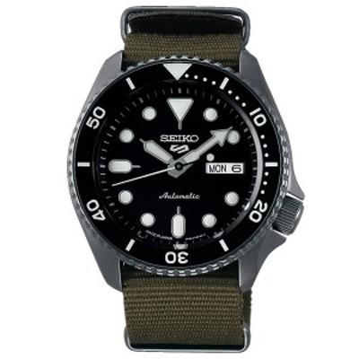 【正規品】SEIKO セイコー 腕時計 SBSA023 メンズ Seiko 5 Sports セイコーファイブ スポーツ Sports Style メカニカル 自動巻(手巻つき)