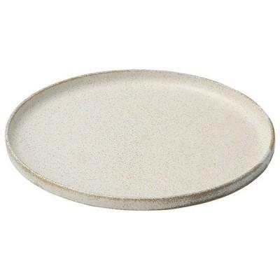 (業務用・27cm)絹衣 8.5丸浅口切立皿(入数:5)