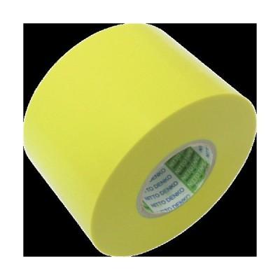 日東 脱鉛タイプビニールテープNo.21 50mm×20m 4巻入り 黄