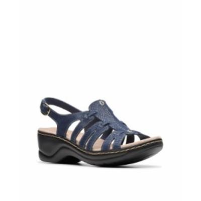 クラークス レディース サンダル シューズ Collection Women's Lexi Marigold Q Sandals Blue