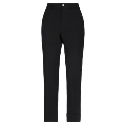 SLOWEAR パンツ ブラック 44 コットン 95% / ポリウレタン 5% パンツ